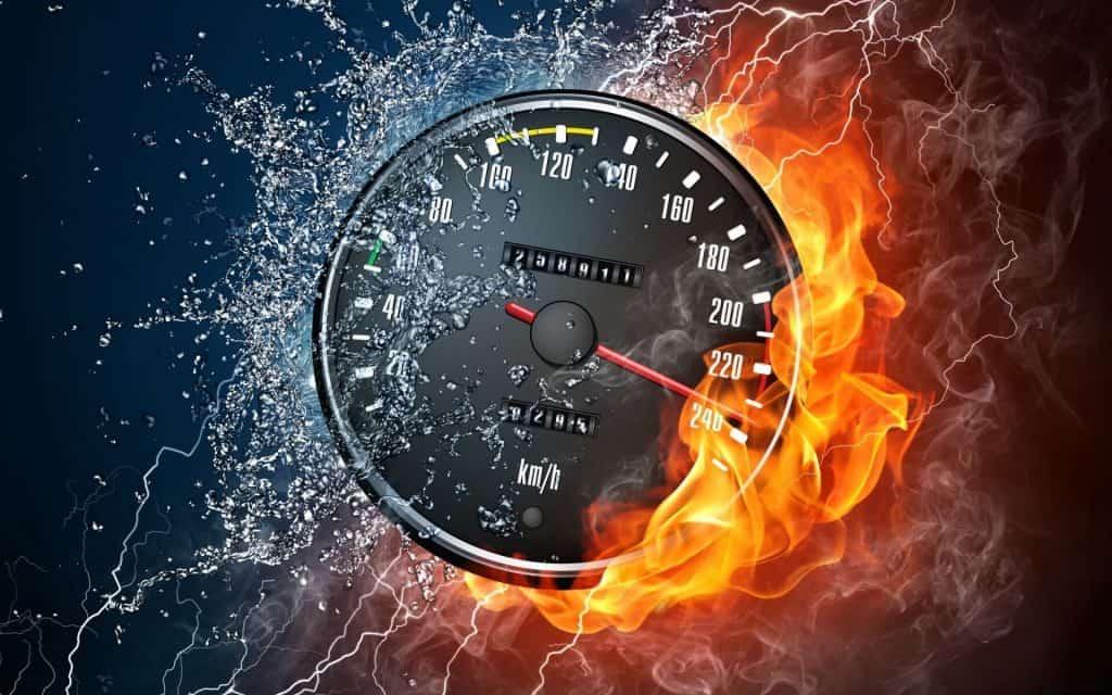 Speedometer Fast