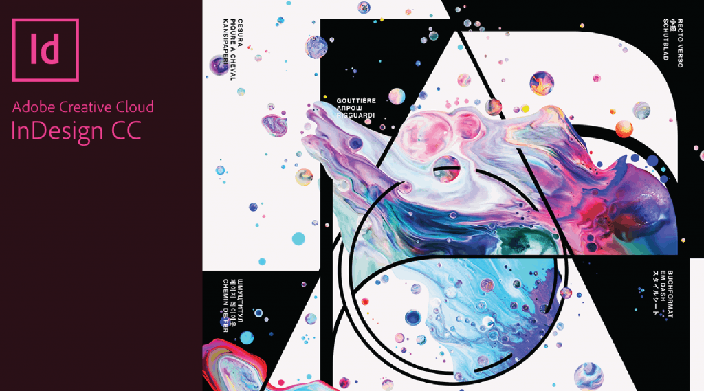 InDesign Screen Cover