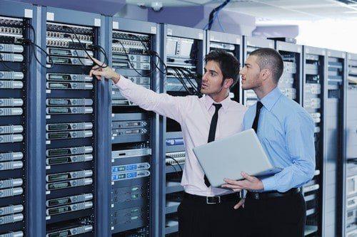 Server inspection