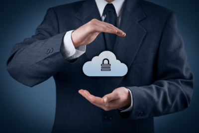 Locked cloud data