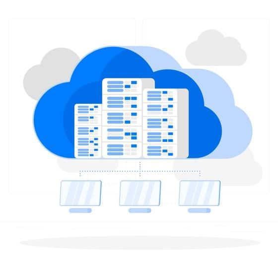 cloud server hardware